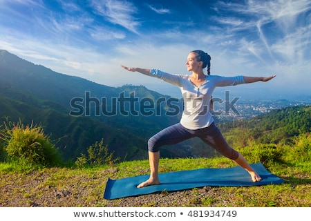 ashtanga yoga #3 Stock photo © dolgachov