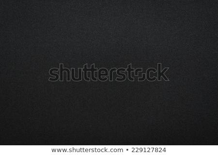 black wool background  Stock photo © MiroNovak