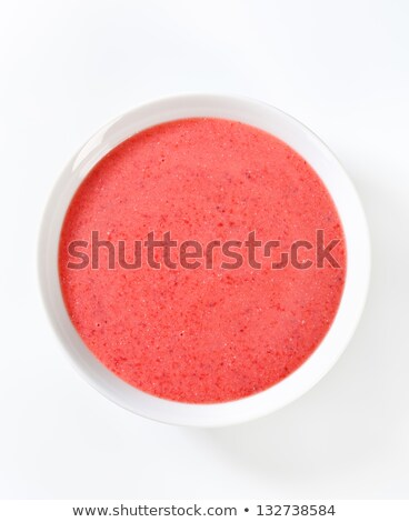 morango · fruto · beber · líquido · frio · fresco - foto stock © digifoodstock