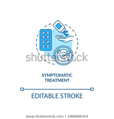 CFS. Medical Concept. Stock photo © tashatuvango