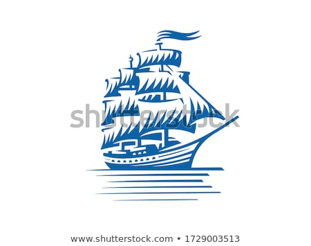 historical galleon Stock photo © Antonio-S