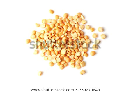 Yellow split peas Stock photo © raphotos