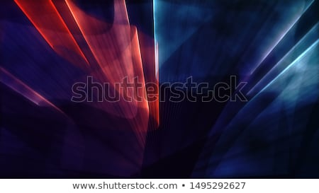 3d loop red Stock photo © dariusl