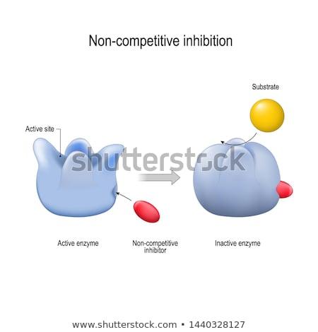 химии · конкуренция · воды · рисунок · победителем · лампа - Сток-фото © Galyna