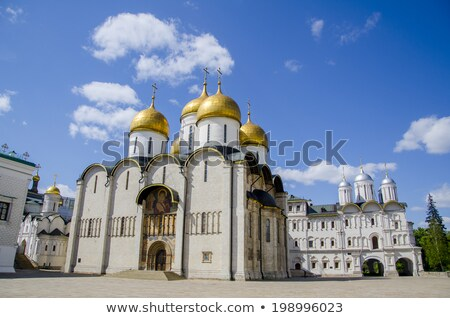 Церкви · Россия · 2009 · Сибирь · небе - Сток-фото © neirfy