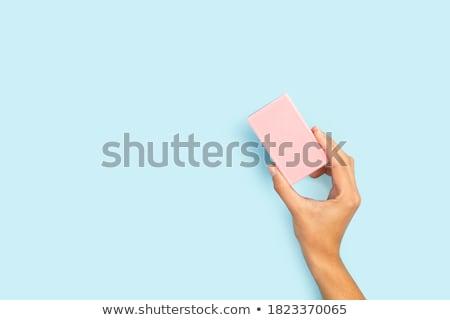 kobiet · bar · mydło · kobieta · ręce - zdjęcia stock © photography33