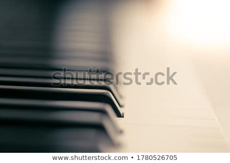 abstract musical instruments stock photo © elak