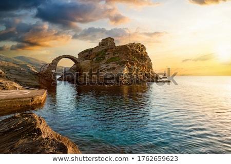 古代 · 灯台 · 台無しにする · 足 · パス - ストックフォト © kaycee