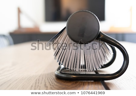 rolodex stock photo © courtyardpix