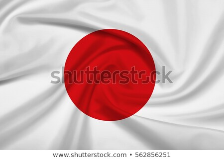 Political waving flag of Japan Stock photo © perysty