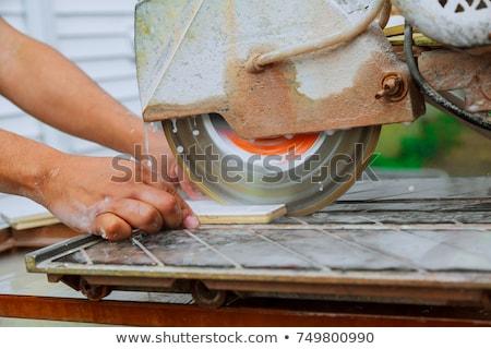 werknemer · ijzer · professionele · tool · industriële - stockfoto © photography33