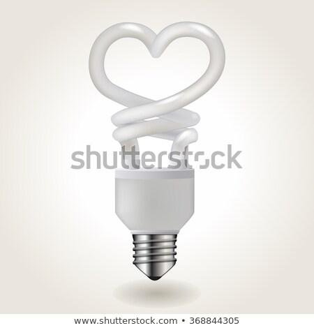 сердце энергии 3d визуализации Сток-фото © Florisvis