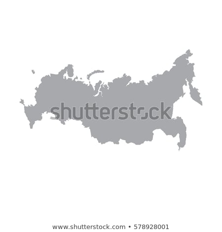 russia map stock photo © cteconsulting