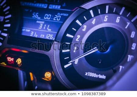 Auto dashboard moderne interieur cockpit Stockfoto © ArenaCreative