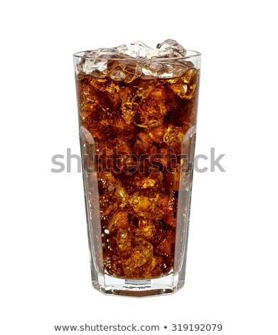 pepsi in the glass close up Stock photo © taden