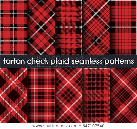 Plaid tartan seamless pattern 1 Stock photo © sanjanovakovic