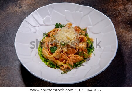 chef · vista · lateral · fresco - foto stock © jackethead