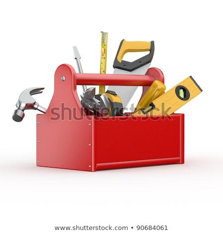 сумку · инструменты · черный · строительство · промышленности · профессиональных - Сток-фото © cookelma