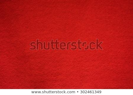 抽象的な レッドカーペット テクスチャ インテリアデザイン デザイン 背景 ストックフォト © taviphoto
