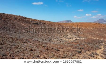 Widoku Montana Hiszpania niebo Zdjęcia stock © amok