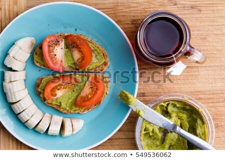 pelé · tomates · tomates · cerises · fraîches · peau · légumes - photo stock © ozgur