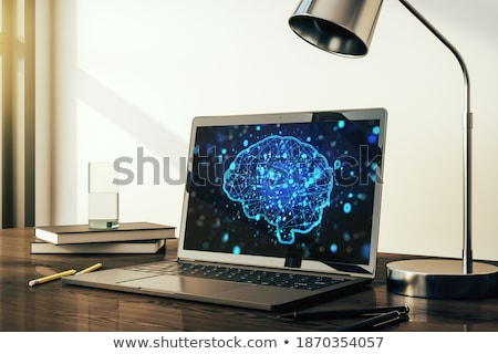 Benefits Concept on Laptop Screen. 3D. Stock photo © tashatuvango