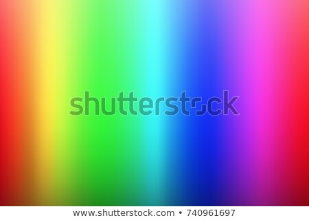 Vector olor spectrum background, rainbow colors, palette of rgb colors, blurred colored illustration Stock photo © kurkalukas