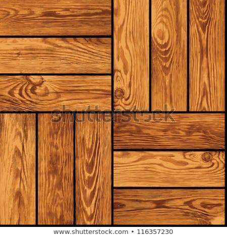 Wektora struktura drewna projektu naturalnych ciemne vintage Zdjęcia stock © articular