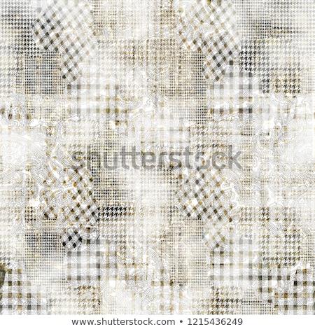 Sem costura ornamento textura abstrato cor asiático Foto stock © jara3000