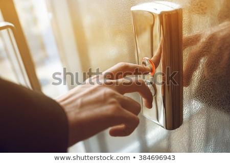 лифта стрелка отображения информации транспорт Сток-фото © IS2