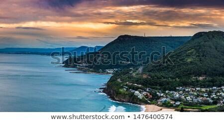 Coastal views from Clifton Australia Stock photo © lovleah
