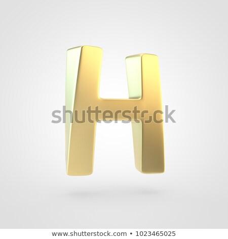 alfabe · 3d · render · harfler - stok fotoğraf © djmilic