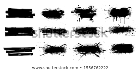 Blots For Design Stock photo © barbaliss