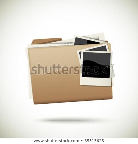файла папке фото объект Манила Сток-фото © CrackerClips