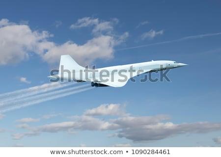 Supersonic Stock photo © idesign