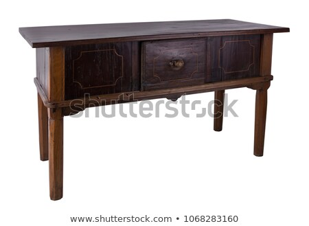 столе · небольшой · бизнеса · служба - Сток-фото © rastudio