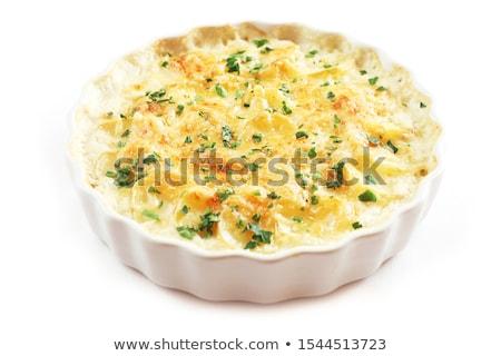 rustiek · gouden · aardappel · kleur · comfort - stockfoto © yelenayemchuk