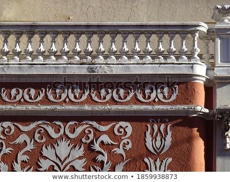 стены стекла Европа древних Прага Чешская республика Сток-фото © Sarkao