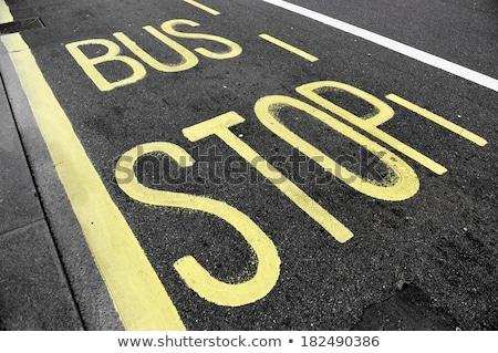 voetganger · symbool · groene · knop · lopen · man - stockfoto © meinzahn