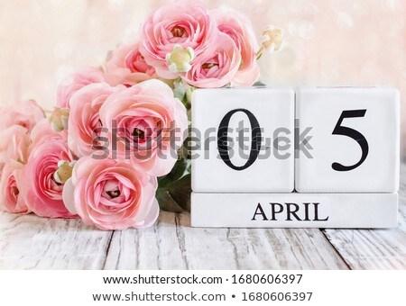 календаря · сегодня · белый · изолированный · 3d · иллюстрации · бизнеса - Сток-фото © oakozhan