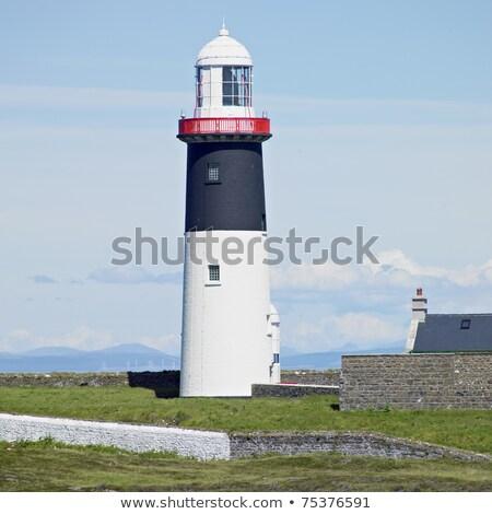 島 · 北方 · アイルランド · 海 · 青 · 湖 - ストックフォト © phbcz