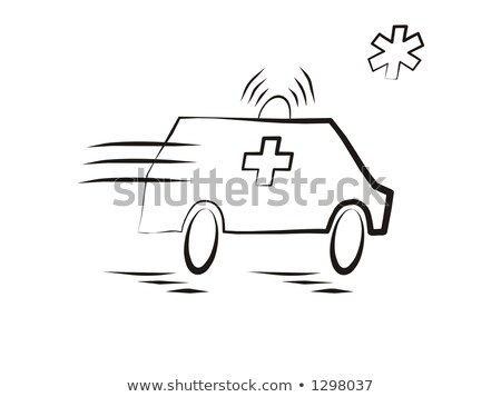Accident victim recovering fast Stock photo © stockyimages