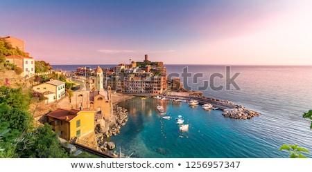 Italie · mer · pêche · Europe · couleurs - photo stock © smuki
