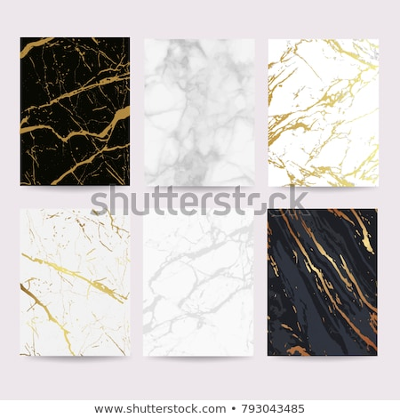 busienss card design in gold marble texture Stock photo © SArts