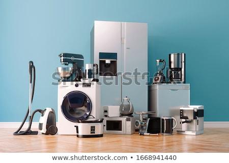 Household appliances Stock photo © jossdiim