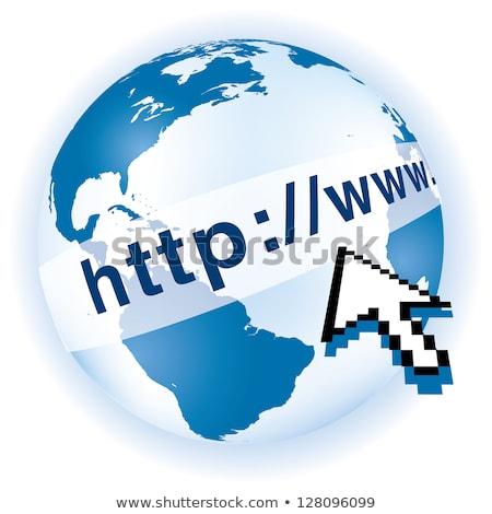 сеть · доступ · всемирная · паутина · компьютер · технологий - Сток-фото © iqoncept