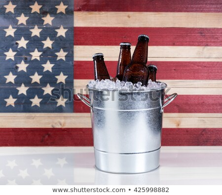 Beer for the American Independence Holiday  Stock photo © tab62