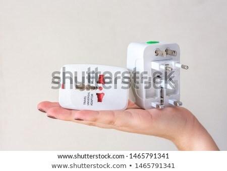closeup adapter  Stock photo © inxti