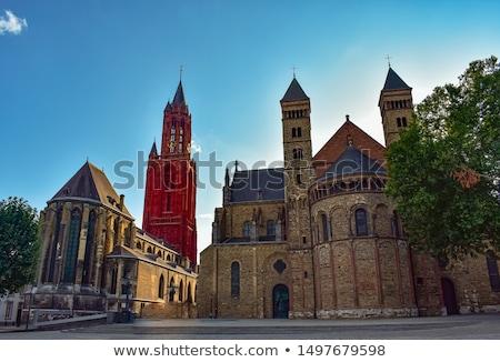 собора исторический центр Готский Церкви красный Сток-фото © borisb17