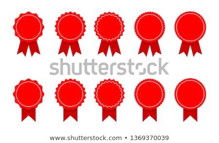 ribbon prizes Stock photo © get4net
